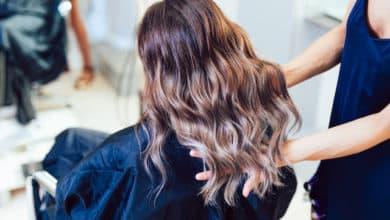 Board Balayage ist einer von den aktuellen Haartrends.