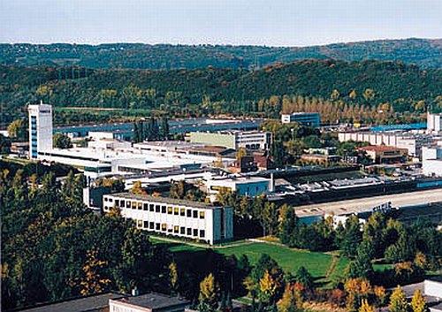 Der Hauptfirmensitz der Theis-Gruppe in Hagen.